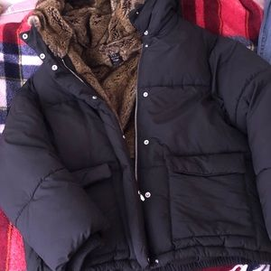 ZarA Winter Puffer